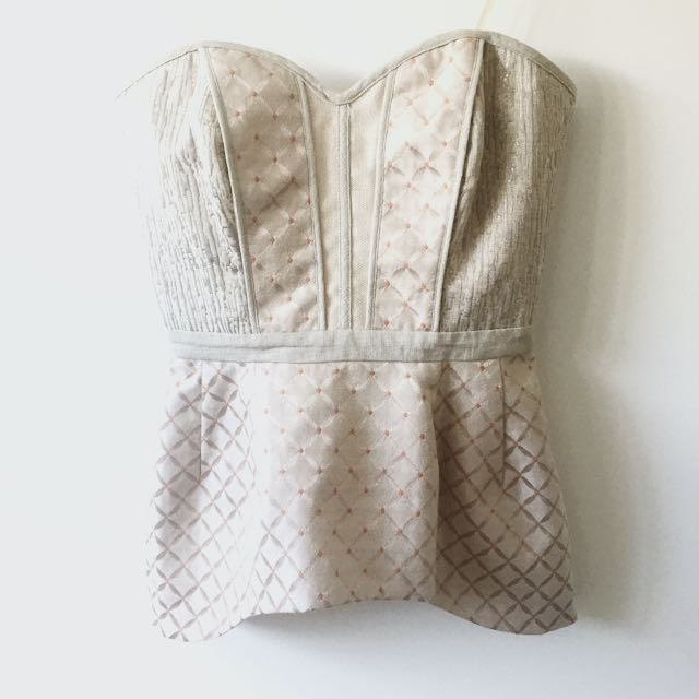 XS Cameo Collective Bustier