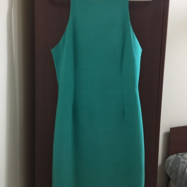 Zara Teal Dress