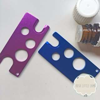 [NEW ITEM! FREE POSTAGE ] IN STOCK ❥ Essential Oil Bottle Opener (Suitable for sample vials / bottles of other capacities)