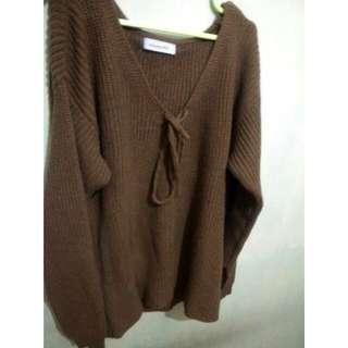 Sweater Boho Bronze