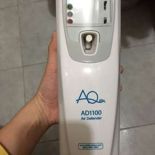 AQ1100空氣殺菌噴霧機