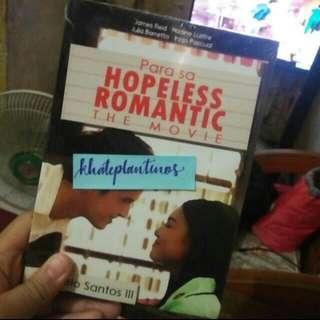 PARA SA HOPELESS ROMANTIC
