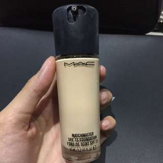 MAC Foundation Matchmaster
