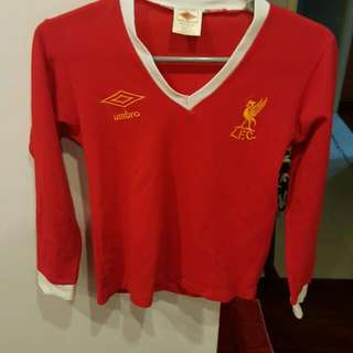 Liverpool Jersey - Original And Authentic