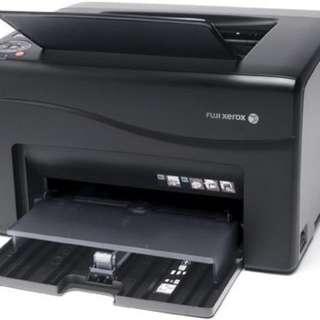 Fuji Xerox Laser Colour Printer CP205
