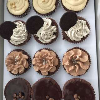 Assorted Chocolate Cuppies