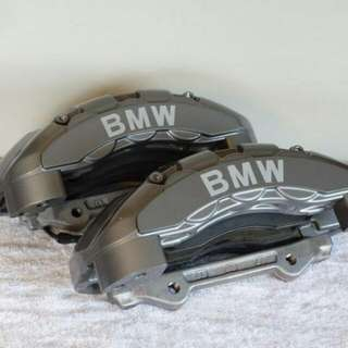 BMW M Performance Brembo頭大6pot鮑魚