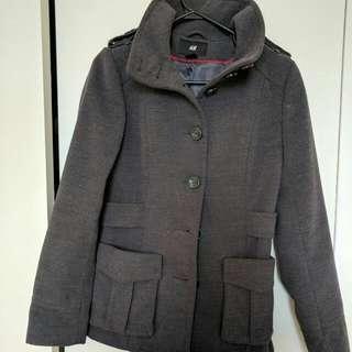 H&M Grey Spring Jacket