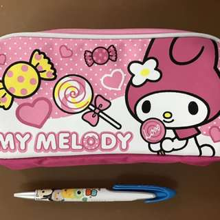 Melody Zipper Pouch