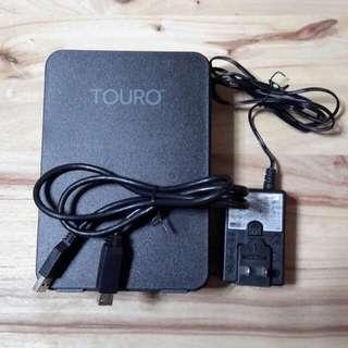 HGST TOURO Desk 4TB USB 3.0 外接式硬碟