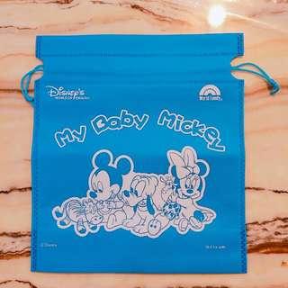 (全新)迪士尼防塵伸縮收納袋