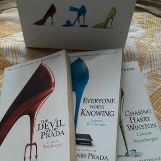 Box Set Devil Wears Prada