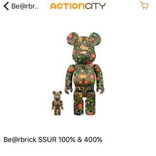 ssur Bearbrick