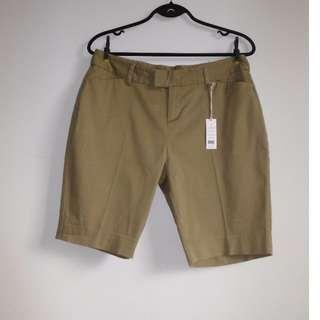 Khaki beige shorts 12P