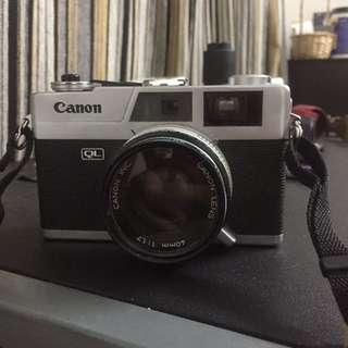 Canonet QL17 (film camera)