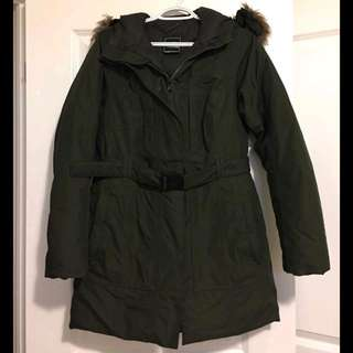 North Face Winter Parka size M