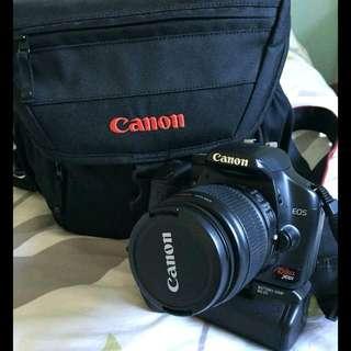 Canon Rebel Xsi And Accessories