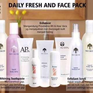 Daily Skincare.. Harga Masih Promo Japri Ya