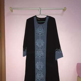 First Lady Jubah (Long dress)