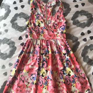 Esther Boutique Summer Dress