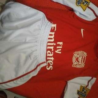 Jersey Arsenal Retro Van Persie 10