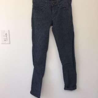 Mavi Jeans W/ Black Print Pattern Sz24