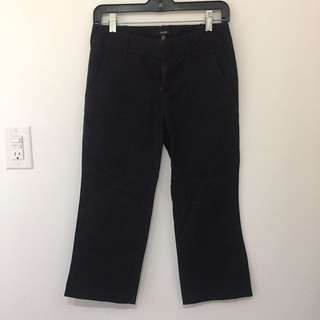 Jacob Cropped Pants Size 25-26