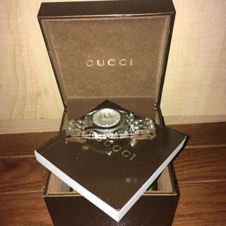 Men's Authentic Gucci Watch
