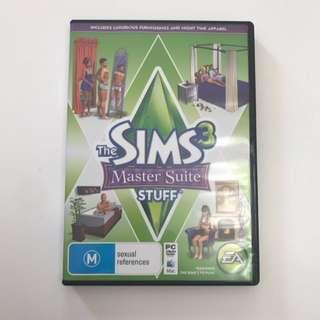 Sims Master Suite