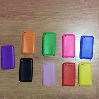 9 Silicon iPod 4 Cases
