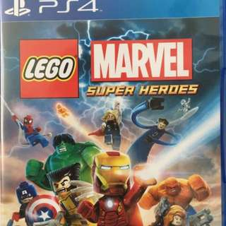 PS4 LEGO Marvel Ironman