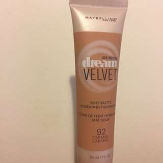 Maybelline Dream Velvet Foundation