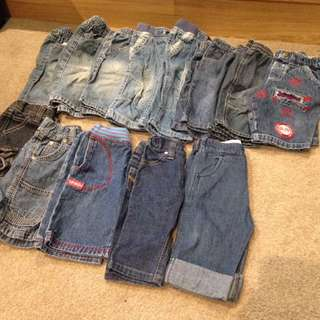 Huge Bulk Of Size 00 Denim Jeans