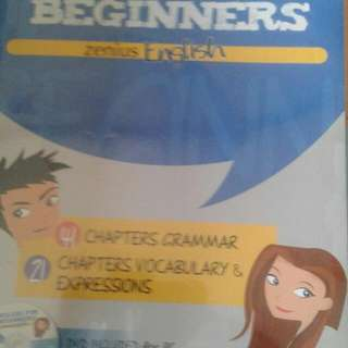 Buku Dan DVD Zenius  English