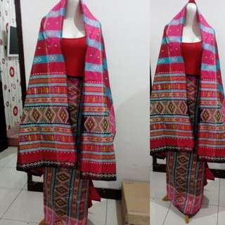 Songket Full Sutra Exclusive Cantik