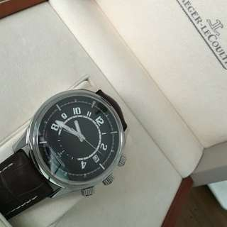Jaeger LeCoultre Limited Edition Aston martin alarm  44mm