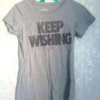 Nike Keep Wishing Tee