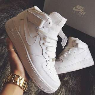Nike Air Force White 37.5EUR