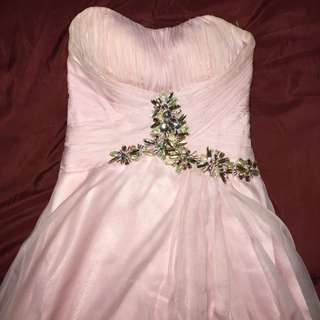 Pink Marlas Prom Dress