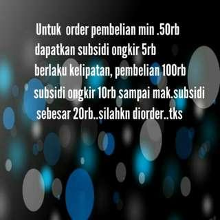Info Ongkir