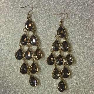 Le Chateau Chandelier earrings