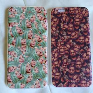 Kylie And Kanye iPhone 6/6s Phone Cases