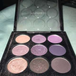 MAC 9pc Eyeshadow Palette