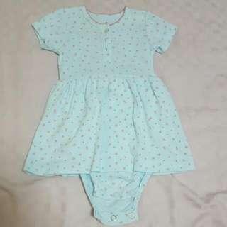Carter's Dress 6M with Cardigan