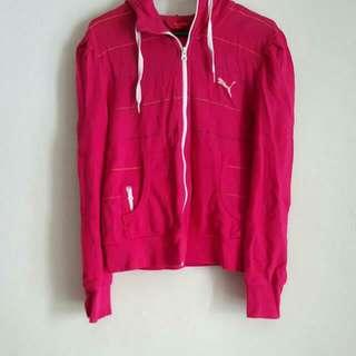 Puma Pink Jacket