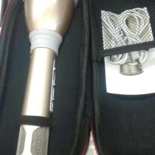 mic w/bluetooth