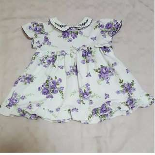 Baby Dress (0-3month)