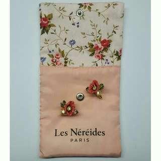 Les Nereides 好一朵牡丹花-琺瑯