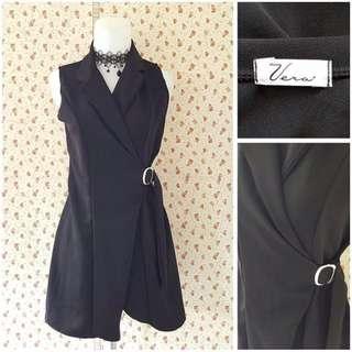 PREMIUM Black vest dress 🌟