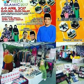 Fiesta Islamic 2017 (Booth 52)